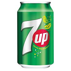 Foto 7-up (Blik, 33cl)